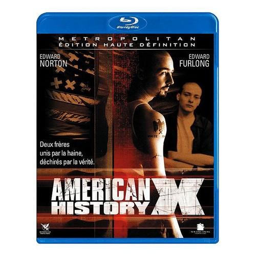 METROPOLITAN American History X [Blu-Ray]