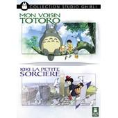 Mon Voisin Totoro + Kiki La Petite Sorci�re de Hayao Miyazaki