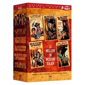 Coffret Western : Le Meilleur Du Western Italien - Vol. 1 (5 Dvd) de Tonino Valerii