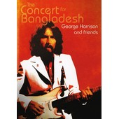 Harrison, George - George Harrison And Friends : The Concert For Bangladesh de Saul Swimmer