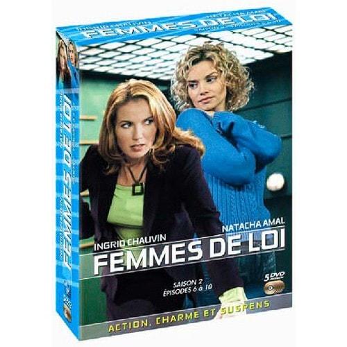 L.c.j. Editions Et Productions Femmes de loi Saison 2