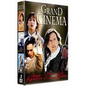Grand Cin�ma - Coffret - Anna Karenine + La Fille De D'artagnan + Le Bossu