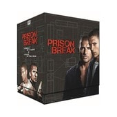 Prison Break - L'int�grale Des 4 Saisons + L'�pilogue The Final Break - Pack de Collectif