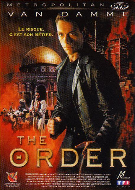The Order affiche de cinéma