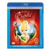 La F�e Clochette Et La Pierre De Lune - Combo Blu-Ray+ Dvd de Klay Hall