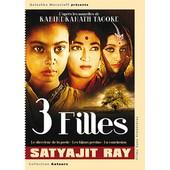 3 Filles de Ray Satyajit