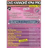 Dvd Karaok� Kpm Pro - Vol. 12 : Stars En Sc�ne 2
