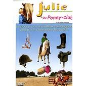 Julie Au Poney-Club de Gilles Espieussas