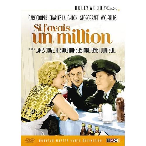 SI J'AVAIS UN MILLION (DVD)
