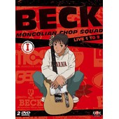 Beck - Mongolian Chop Squad - Box 1/3 - �dition Collector Num�rot�e de Osamu Kobayashi