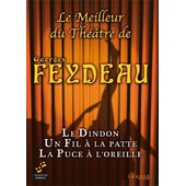 Le Meilleur Du Th��tre De Georges Feydeau - Coffret 3 Dvd - Pack