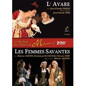 Le Meilleur Du Th��tre De Moli�re - Coffret 2 Dvd - Pack