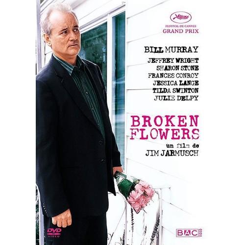 Bac Films Broken Flowers Dvd Edition simple