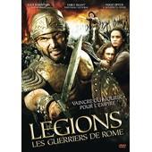 Legions : Les Guerriers De Rome de Anderson Bill