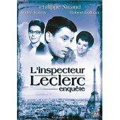L'inspecteur Leclerc Enqu�te - Volume 4 de Marcel Bluwal