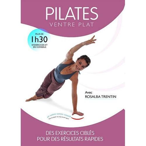 Pilates - Ventre plat / Dos fort