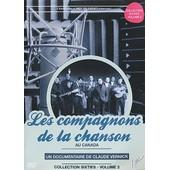 Les Compagnons De La Chanson Au Canada de Claude Vernick