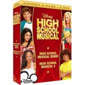Coffret - High School Musical 1 + 2 de Kenny Ortega