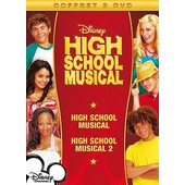 Coffret - High School Musical 1 + 2 de Kenny Ortega