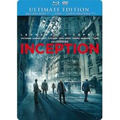 Inception - Ultimate Edition Bo�tier Steelbook - Combo Blu-Ray+ Dvd de Nolan Christopher