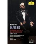 Bernstein, Leonard - Mahler - Symphonies Nos. 9 & 10 + Das Lied Von Der Erde de Humphrey Burton