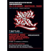 Battle Of The Year - France 2002