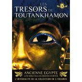 Ancienne Egypte, Les Nouvelles D�couvertes - Vol. 1 : Les Tr�sors De Toutankhamon de Costanza Bombarda