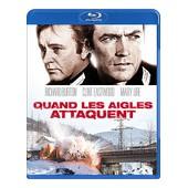 Quand Les Aigles Attaquent - Blu-Ray de Brian G. Hutton