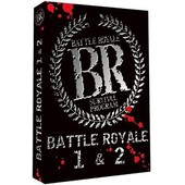 Battle Royale 1 & 2 - �dition Collector de Kinji Fukasaku