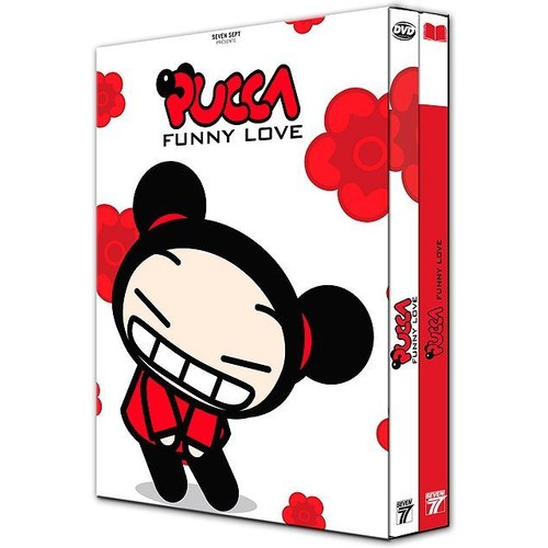 PUCCA FUNNY LOVE [INCLUS 1 LIVRE] (DVD)