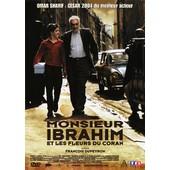 Monsieur Ibrahim Et Les Fleurs Du Coran de Fran�ois Dupeyron