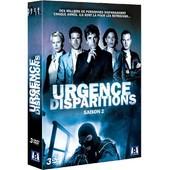 Urgence Disparitions - Saison 2 de Jo�l Vanhoebrouck