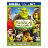 Shrek 4 - Il �tait Une Fin - Le Dernier Chapitre - Combo Blu-Ray+ Dvd de Mike Mitchell