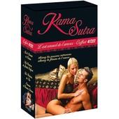 Kama Sutra - L'art Sensuel De L'amour - Coffret 4 Dvd - Pack