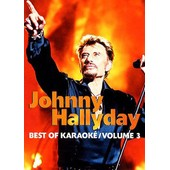 Hallyday, Johnny - Best Of Karaok� - Volume 3