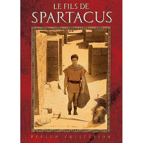LE FILS DE SPARTACUS (DVD)