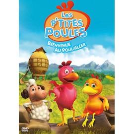Les P'tites poules - 1 - Bienvenue au poulailler