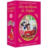 Les Malheurs De Sophie - L'int�grale De La Saga - Pack de Bernard Deyri�s