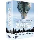 Croc Blanc - Coffret 4 Dvd - Pack