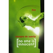 No One Is Innocent - Siempre De Suerte - Live de Fabien Raymond