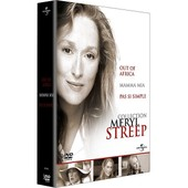 Coffret Meryl Streep - Out Of Africa + Mamma Mia ! + Pas Si Simple de Sydney Pollack