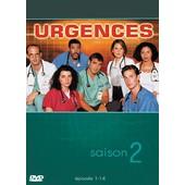 Urgences - Saison 2 - Coffret 1 de Mimi Leder