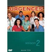Urgences - Saison 2 - Coffret 2 de Mimi Leder