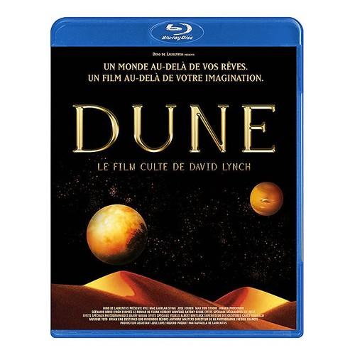 Blu-Ray Disc AVENTI DUNE