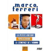 Marco Ferreri - Coffret - La Petite Voiture + La Semence De L'homme + Pipicacadodo de Marco Ferreri