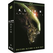 Alien Anthologie - �dition Ultime - Blu-Ray de Ridley Scott