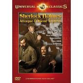 Sherlock Holmes Attaque L'orient-Express de Ross Herbert