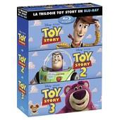 Toy Story - Trilogie - Blu-Ray de John Lasseter