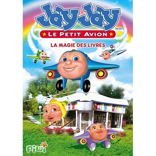 JAY JAY/ LA MAGIE DES LIVRES