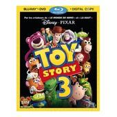 Toy Story 3 - Combo Blu-Ray + Dvd + Copie Digitale de Lee Unkrich